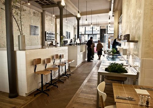 Restaurant Rue Froissart