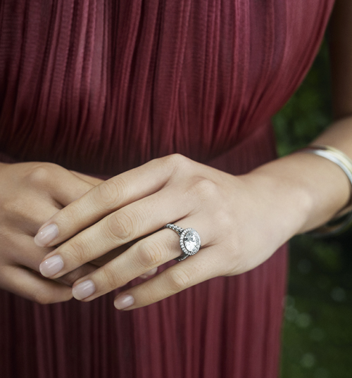 Der Verlobungsring Destinee Von Cartier Flair Fashion Home