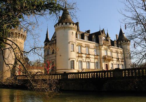 Le Château de Nieuil