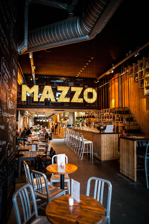 City guide amsterdam insidertipps bars hotels for Cafe mazzo