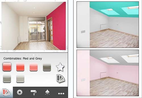 Color Change - mehr zur App gibt's online auf itunes.com