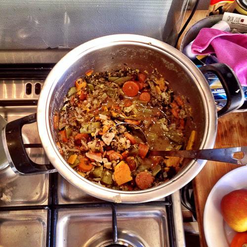 Detox Suppe für danach