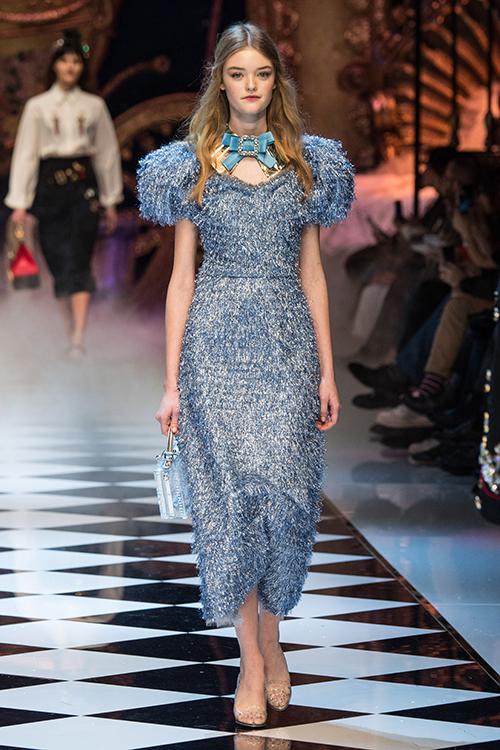 Dolce & Gabbana / Foto: catwalkpictures.com