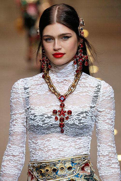 Dolce & Gabbana / Foto: catwallpictures.com