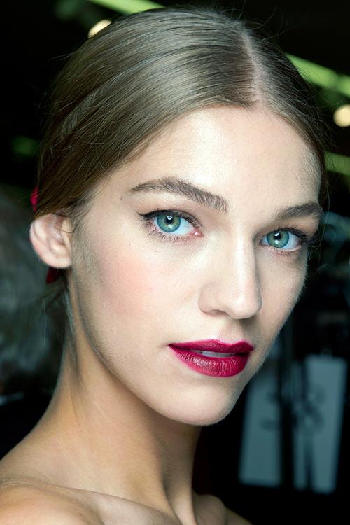 Make Up Trends 2015 Trendmakeup Neue Farben Und Stylings Flair