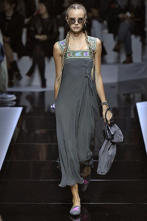 Emporio Armani / Foto: catwalkpictures.com