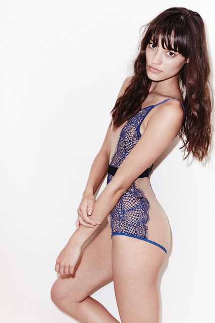 For Love and lemons - BAT YOUR LASHES BODYSUIT