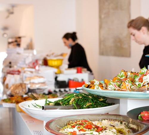 Das Ottolenghi Restaurant - unbedingt merken