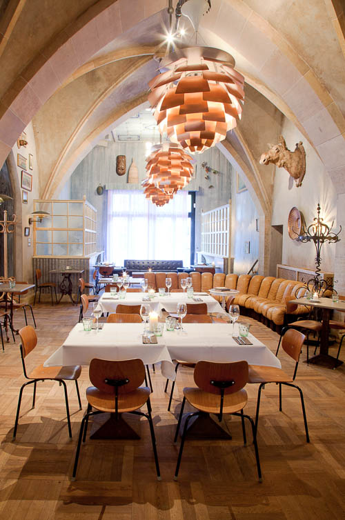 Das Restaurant Ø in Kreuzberg