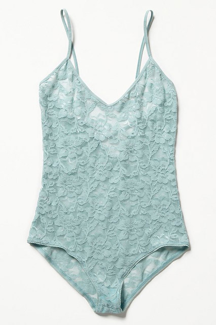 Free People - Lace Body Suit
