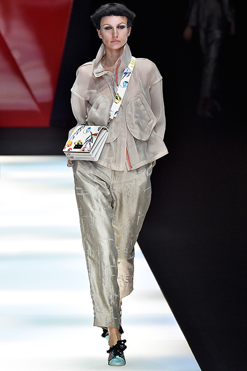 Giorgio Armani / Foto: catwalkpictures.com