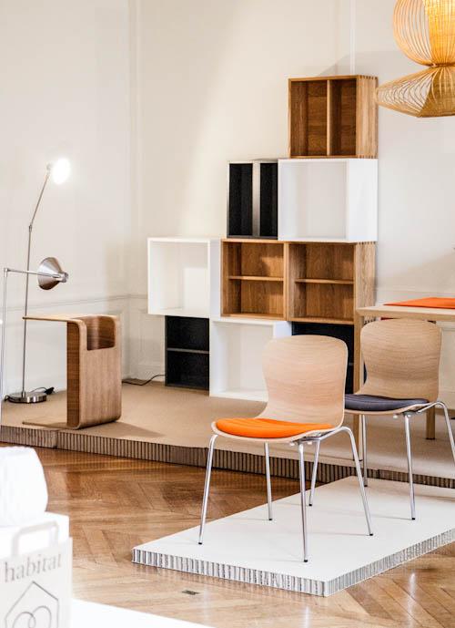 die neue m belkollektion von habitat flair fashion home. Black Bedroom Furniture Sets. Home Design Ideas