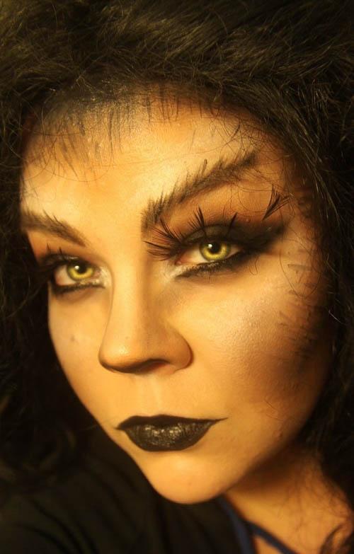 Halloween Make Up Tutorials Und Schminkanleitungen Fur Die