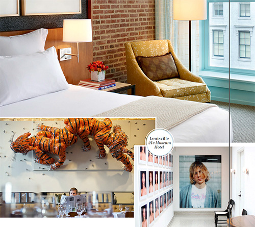 21 Decades Art Hotel - Im jeden Raum war ein anderer Künstler am Werk