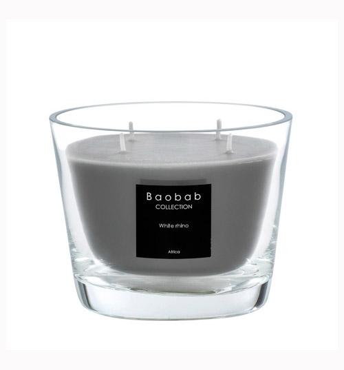 baobab collection duftkerze in grau zu gewinnen flair fashion home. Black Bedroom Furniture Sets. Home Design Ideas