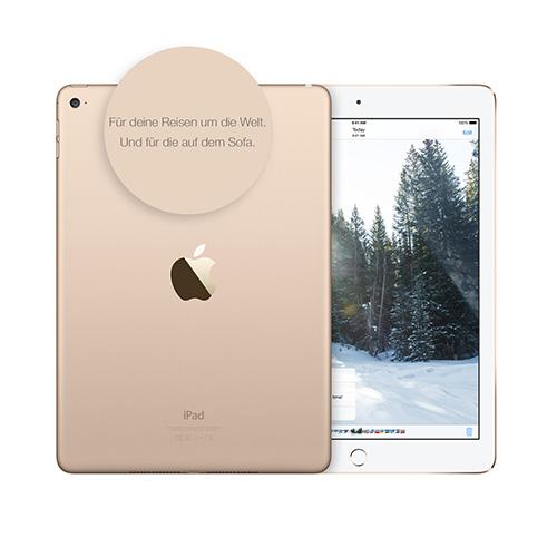 iPad Air 2 mit kostenloser Gravur