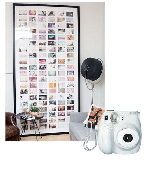 Junggesellinnen abschied ideen spiele die m dchenhafte for Polaroid fotos deko