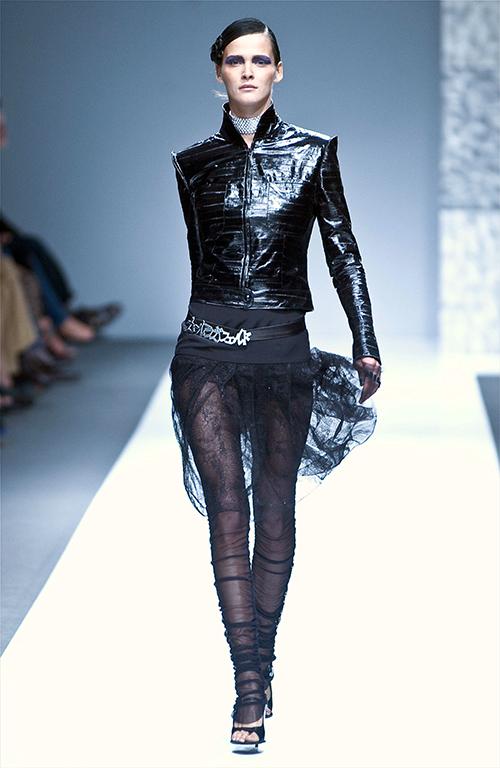Karl Lagerfeld, 2002 / Foto: catwalkarchives.com