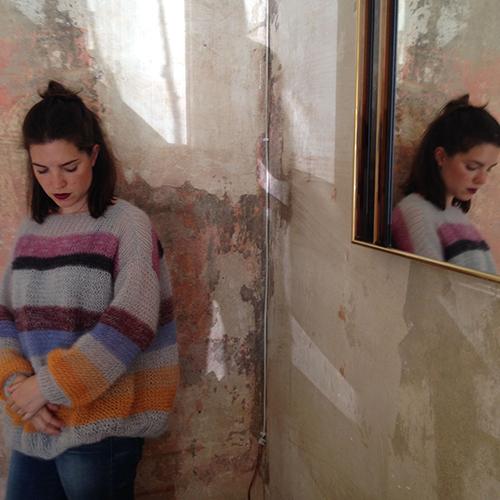 Strickset 'LINE' Sweater von Knit Knit / Foto: PR