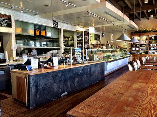 Das M Café eignet sich perfekt für ein gemütliches Lunch-Date.
