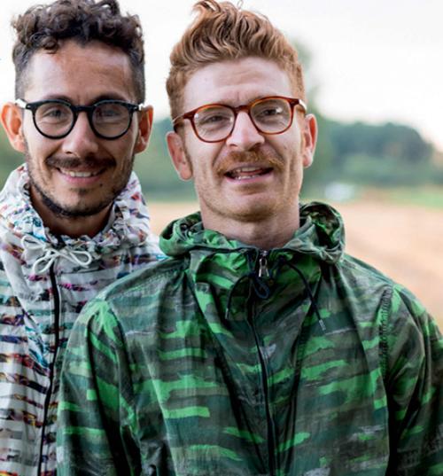 Juan Caro und Fabio Sasso - zwei Experten für Mailand
