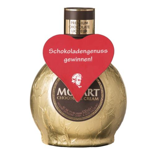 Gold Outstanding für Mozart Chocolate Cream und alle Mütter