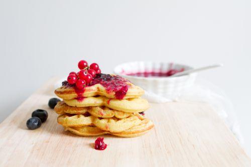 Protein-Pancakes - für Kraft und gute Laune an Morgen