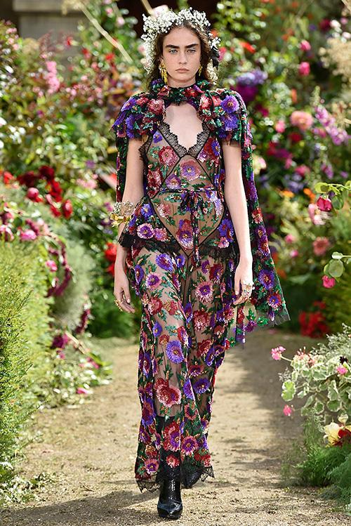 Rodarte Spring/Summer 2018 / Foto: catwalkpictures.com
