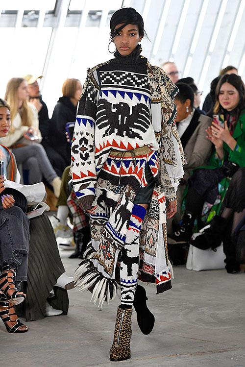 Sacai / Foto: catwalkpictures.com