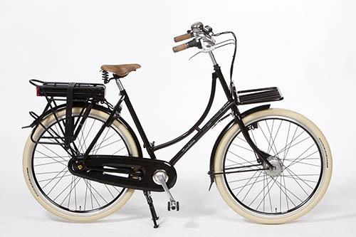 Ein wahres Comfort Bike! Gemütliche Fahrten kann man mit den Fahrrädern von Stadtradler genießen