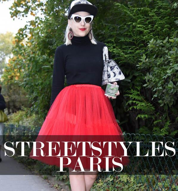 Streetstyles 2015 aus Paris. Fotos: catwalkpictures.com