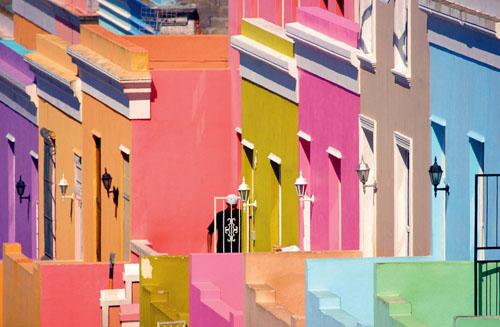 Farbenfrohe Impressionen aus Kapstadt
