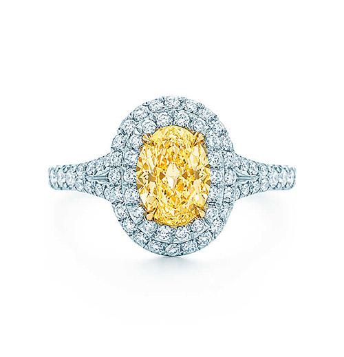 Tiffany Soleste Oval Ring / Foto: PR