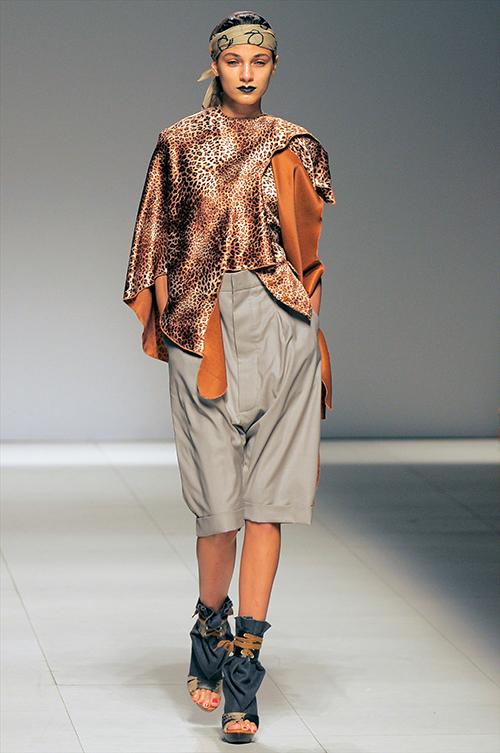 Vivienne Westwood, 2009 / Foto: catwalkarchives.com