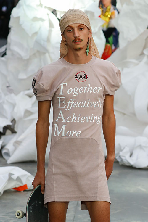 Vivienne Westwood / Foto: catwalkpictures.com
