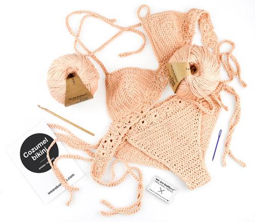 "Häkelset ""Cozumel Bikini"" von we are knitters"