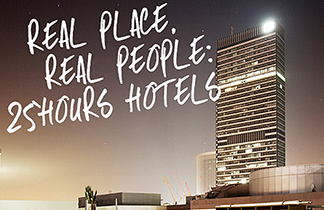 City-Tipps mit 25Hours Hotels