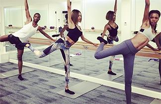 Ballet Barre Workout: flair erklärt den neuen Trendsport der Topmodels