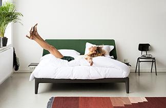Schlafen mit Komfort und Stil