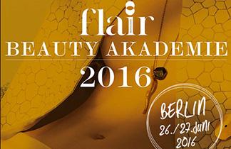 Die flair Beauty-Akademie 2016: Berlin