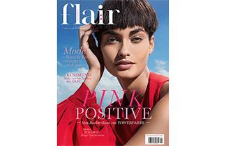 flair Magazin im Mai 2018