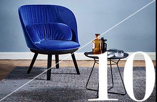 Romy Easy Chair von freifrau