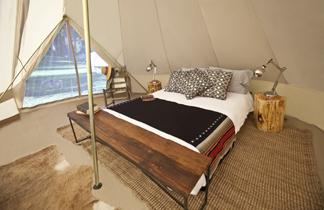 Luxuszelten mit Shelter Co.