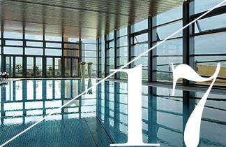 be a WOMAN: Spa Tag im Club Olympus / Hotel Grand Hyatt Berlin
