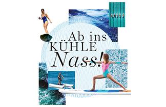 Ab ins kühle Nass! Die Wassersport-Trends des Sommers