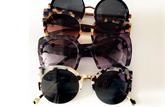 Gesucht und gefunden: Die perfekte Sonnenbrille