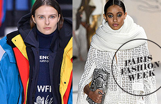 Fashion Week: Trending Paris