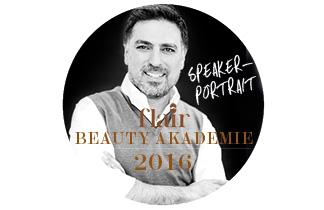 Beauty Akademie: Speaker Portrait