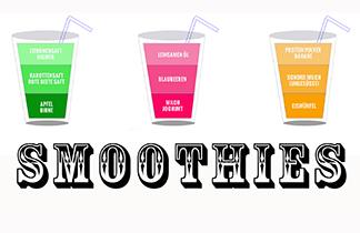 Smoothies: 18 Rezepte die schön, schlank und fit machen
