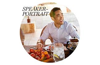 Beauty Akademie: Speaker Portrait Dalton Wong